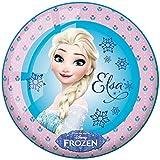 MONDO Rose Ballon Licence La Reine des Neiges Frozen 23cm – Jeu de Plein Air dès 36 Mois, 046891T, Taille Unique