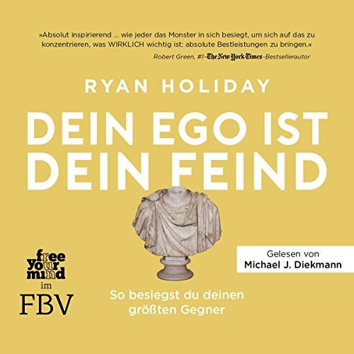 Dein Ego ist dein Feind audiobook cover art