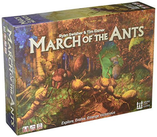 Weird City Games March of The Ants...