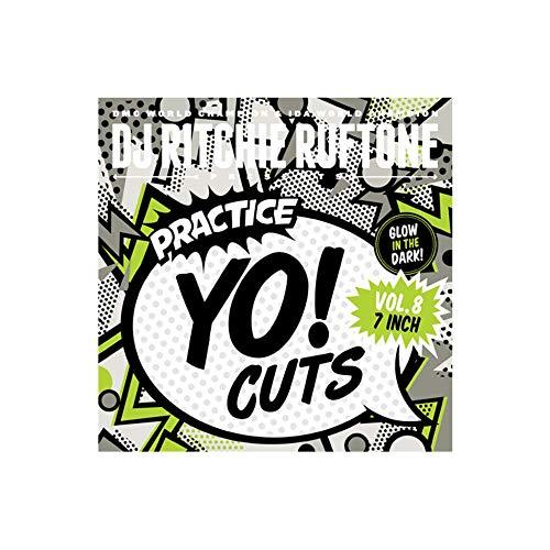 DJ Ritchie Ruftone Practice Yo! Cuts Vol 8 GLOW IN THE DARK 7
