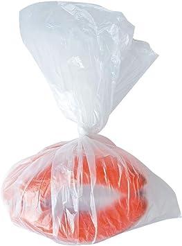Universal Flachbeutel transparent gerollt 25 x 35 cm Fleisch Obst Metzgerei