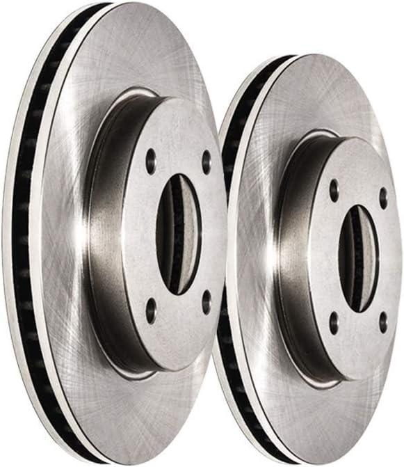 security Rear Premium Quiet technology Brake Philadelphia Mall Rotors Inte Fits: MAXJ26834R