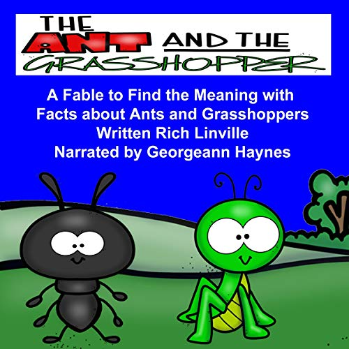 The Ant and the Grasshopper cover art
