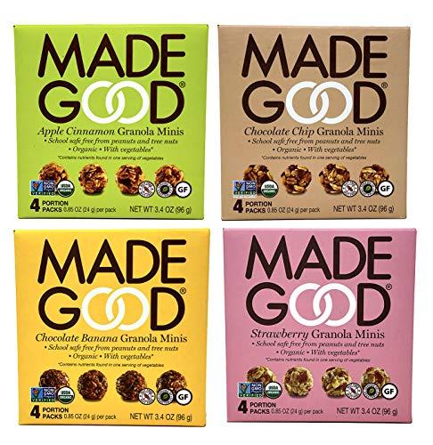 Made Good Organic Granola Minis