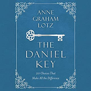 The Daniel Key audiobook cover art