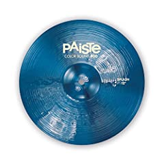 Colorsound 900 Splash Cymbal Blue 12 in