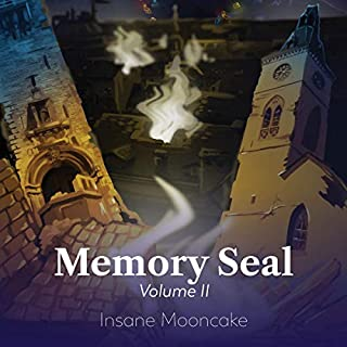 Memory Seal: Volume 2 audiobook cover art