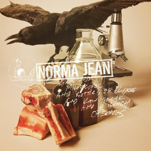 Birds and Microscopes and Bottles of Elixir and Raw Steak and a Bunch of Songs by Norma Jean (2010-11-23)