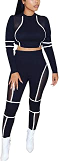 Women Sexy Two Piece Romper Outfits Spaghetti Strap Bra Crop Top Short Pants Set Tracksuit