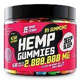 Naturals Hemp Big Gummies 20000000mg -60ct- 100% Natural Hemp Oil Infused Gummies