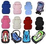 Sitzverkleinerer für Babyschale Kindersitz Hellgrün