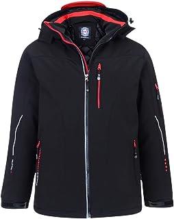 Kam Jeanswear Men's Performance Soft Shell Jacket