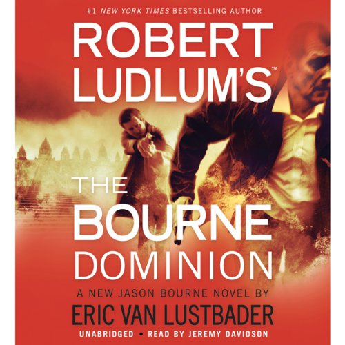 Robert Ludlum's (TM) The Bourne Dominion audiobook cover art