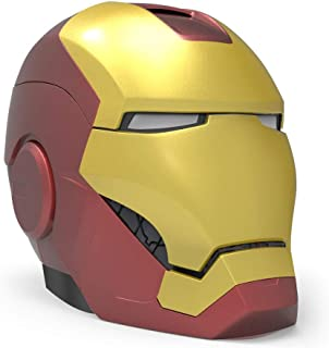 iHome Kiddesigns Bluetooth Helmet Speaker Marvel Iron Man