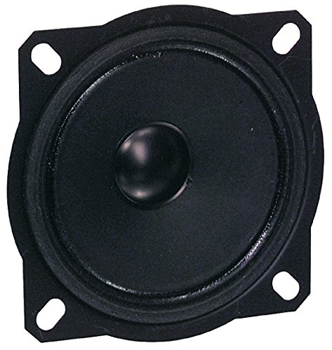 Visaton VS-TW70/8 - Altavoces (1.0 Canales, 80 W, 800 – 20000 Hz, 8 Ω, Negro)