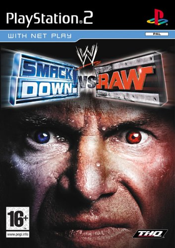 WWE Smackdown Vs Raw (PS2) [PlayStation2]