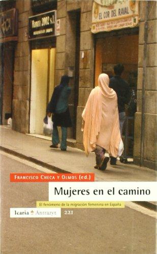 Mujeres en el camino: El fenómeno de la migración femenina en España (Antrazyt)