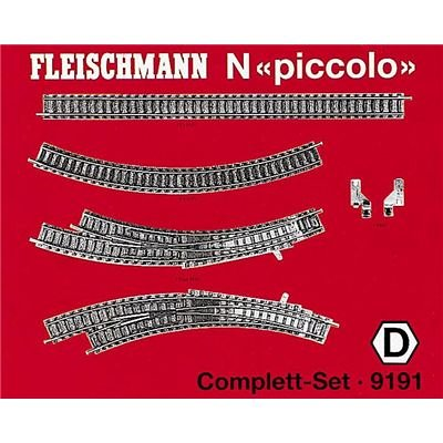 Fleischmann Complett-Set D