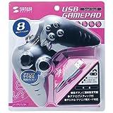 SANWA SUPPLY JY-P57UBK USBゲームパッド
