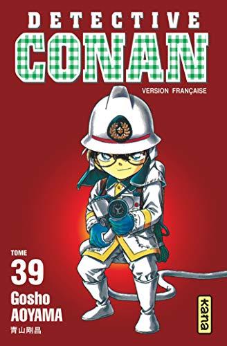 Détective Conan, tome 39