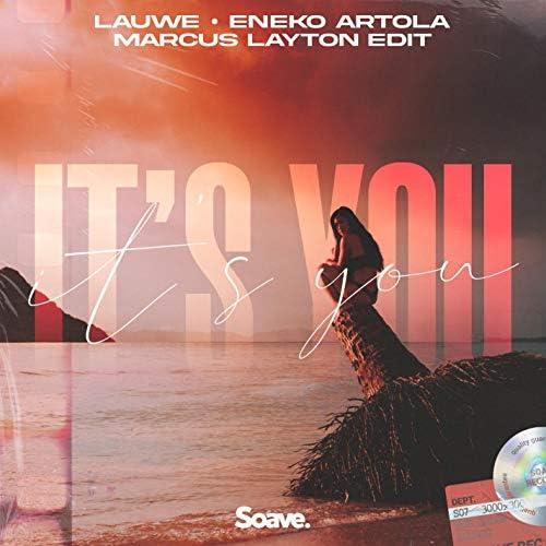 Lauwe, Eneko Artola & Marcus Layton