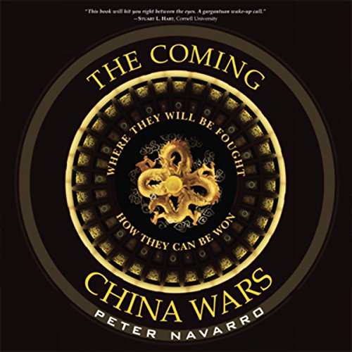The Coming China Wars audiobook cover art