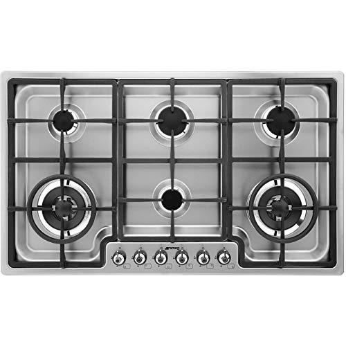 SMEG; Plaque de cuisson à gaz (PGF96)