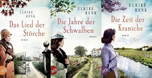 Die Ostpreußen-Saga Band 1-3 plus 1 exklusives Postkartenset