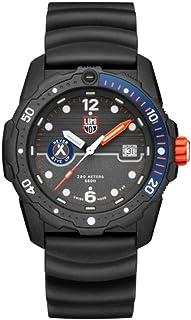 Luminox Limited Edition Bear Grylls 3723 Wrist Watch   Black/Blue