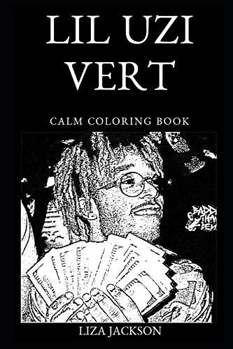 Lil Uzi Vert Calm Coloring Book