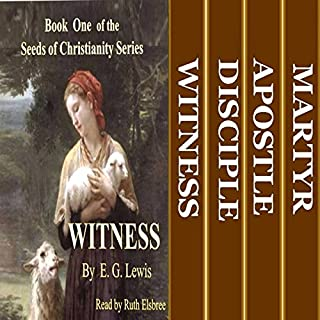 Seeds of Christianity 4-Book Boxed Set audiobook cover art