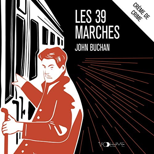 Les 39 marches cover art