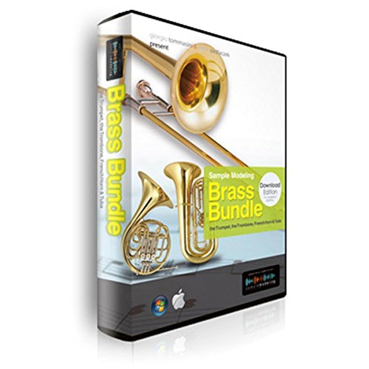 手がかり悩みコメンテーターSample Modeling Brass Bundle プラグイン音源ソフト (サンプルモデリング) 国内正規品