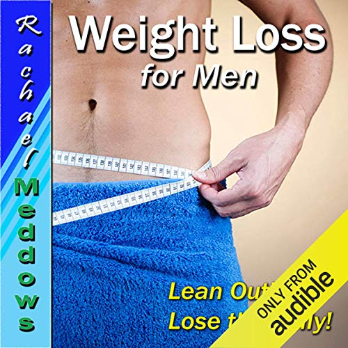 Weight Loss for Men Hypnosis cover art