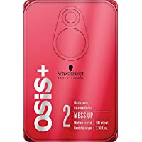 Schwarzkopf Professional Osis+ - Mess up - Matte Paste - 100 ml