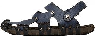 Toan(トアン) メンズLHA1601 サンダル アウトドアサンダル ビーチサンダル スポーツサンダル 大きいサイズ 27.5cmあり 27.5cmブルー