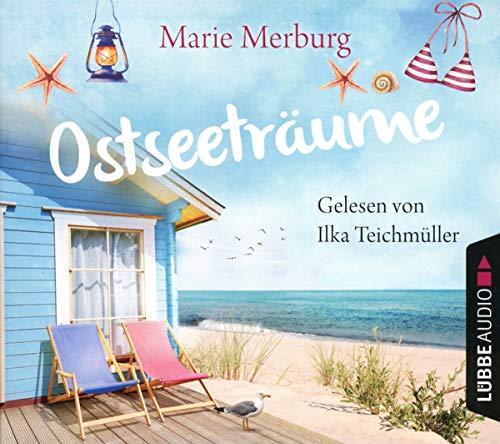 Ostseeträume: Ein Ostsee-Hörbuch. Rügen-Reihe - Teil 4.