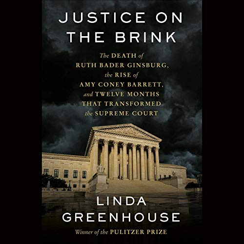 Justice on the Brink cover art