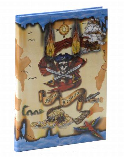 Goldbuch 41120 Freundebuch Pirat
