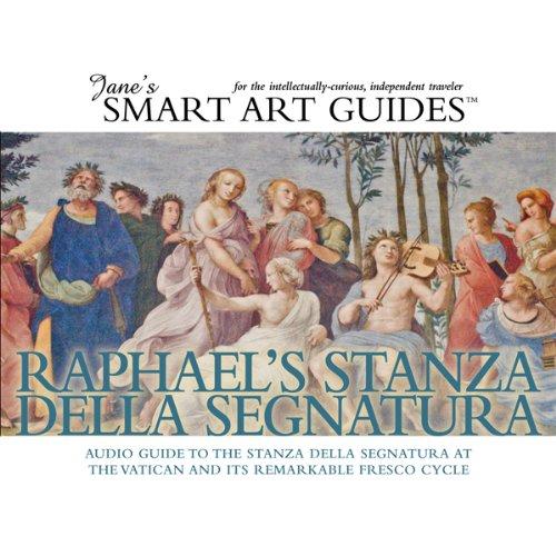 Raphael's Stanza della Segnatura, Rome audiobook cover art