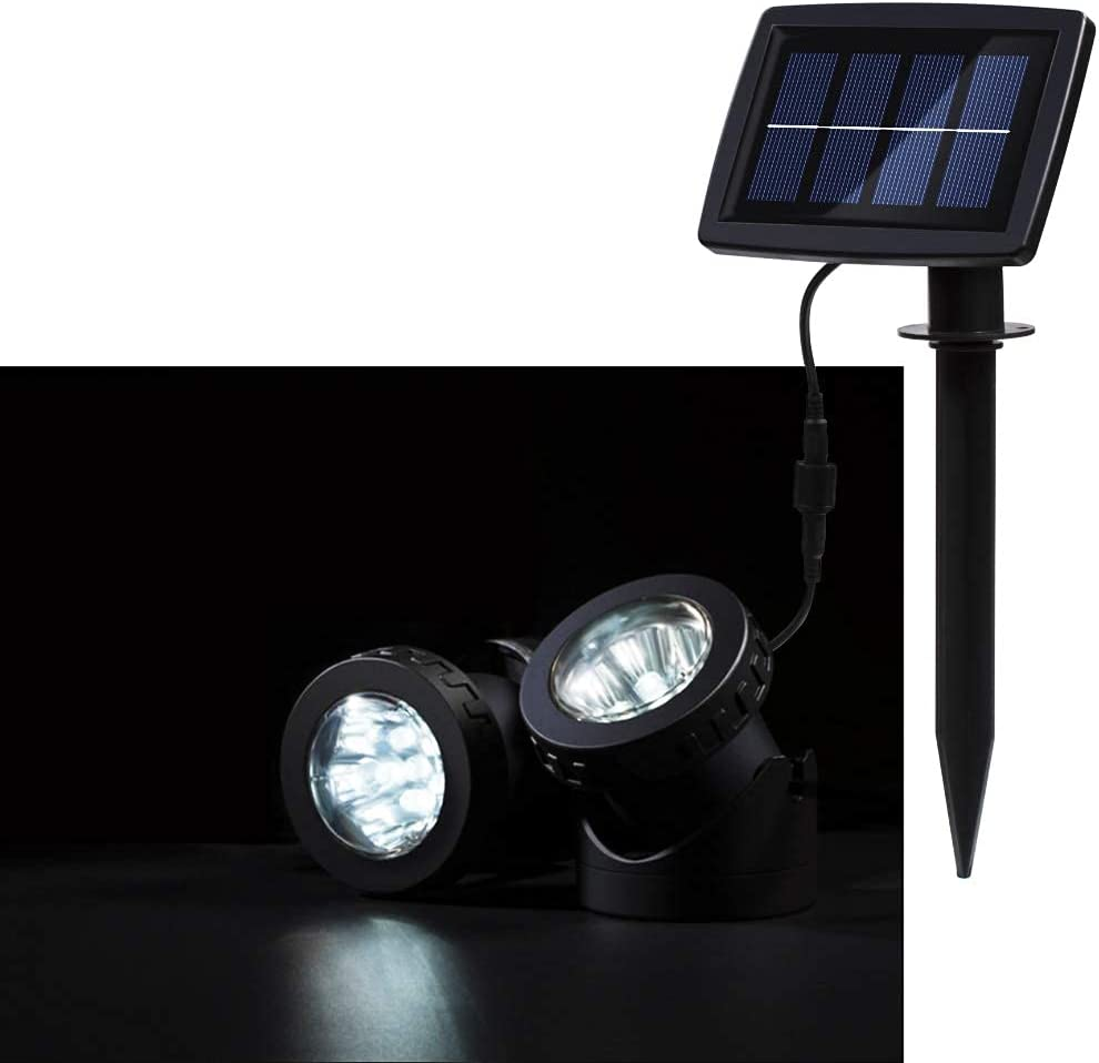 Beauty Fort Worth Mall products MaoTopCom Lighting Underwater Solar Landscape Spotlight with LED