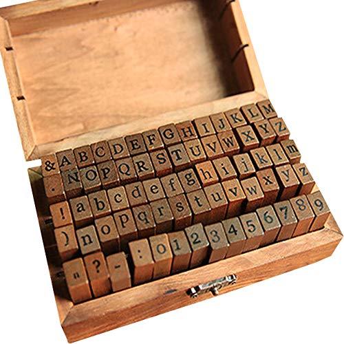 IWILCS -   Alphabet Stempel