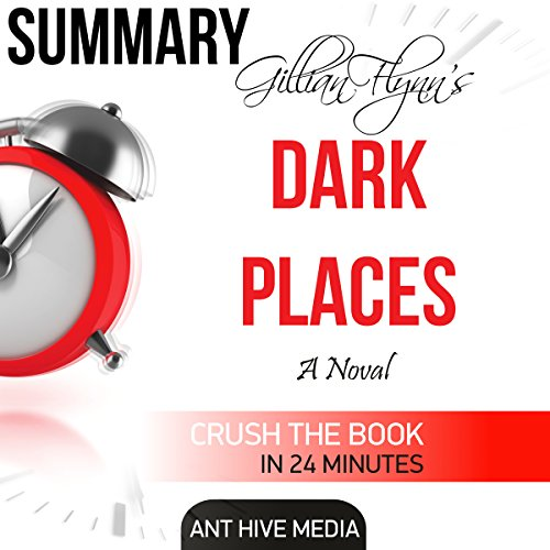 Summary Gillian Flynn's Dark Places audiobook cover art