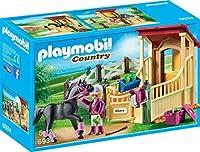 PLAYMOBIL 6934 馬小屋