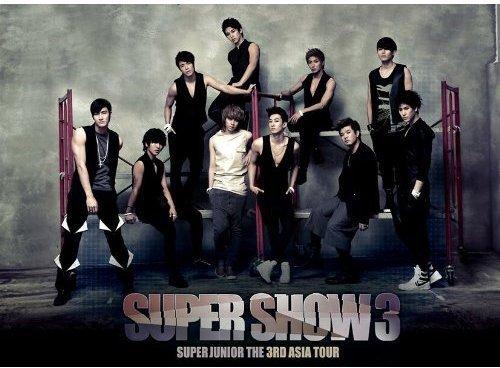 3rd Asia Tour Concert Album: Super …
