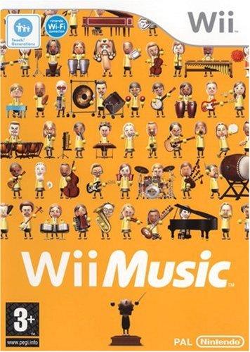 Wii music [Importación francesa]