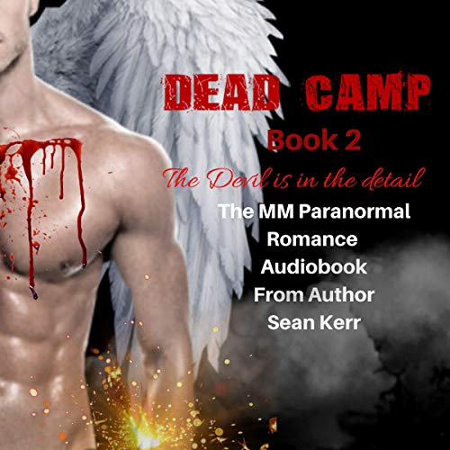 Dead Camp 2 audiobook cover art