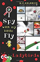 Ladybirds: I Spy * Look & Find * Fun Facts * Joke Book * For Boys & Girls 2-7 (I Spy with my Little Fly 3)