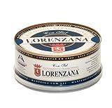 Mantequilla asturiana tradicional LORENZANA con sal.(varios formatos).Envío GRATIS 24h. (Lata de 250 gr)