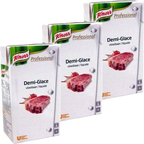 Knorr Professional Demi-Glace Sauce 3 x 1l